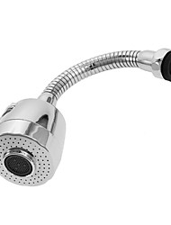cheap -360 Degree Aerator Water Bubbler Swivel Head Saving Tap Kitchen Faucet Aerator Connector Diffuser Nozzle Filter Mesh Adapter