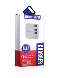 cheap -Fast Charger / Home Charger / Portable Charger Multi-Output / QC 3.0 Fast Charger RoHS