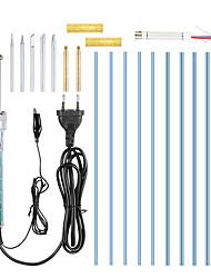 Недорогие -цифровой дисплей термостат электрический утюг 220 В / 90 Вт электрический luotie ремонт электроники мобильный телефон сварки ручка пайки температура регулируется
