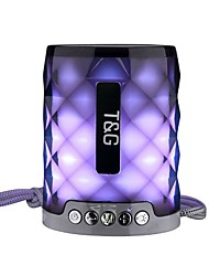 cheap -TG155 Wireless Bluetooth Speaker Seven-Color Light Portable Card Outdoor Sports Mini-Sound