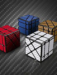 abordables -Cube magique Cube QI skewb 3*3*3 Cube de Vitesse  Cubes Magiques Casse-tête Cube Soulagement de stress et l'anxiété Manuel(le) Créatif Adolescent Enfant Jouet Cadeau