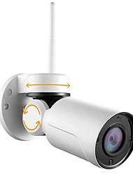 Недорогие -1080p Wi-Fi IP-камера PTZ пуля HD 4x оптический зум ip66 водонепроницаемый ночного видения мини IP-камера