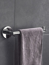 cheap -Towel Bar New Design / Creative Contemporary / Modern Metal 1pc - Bathroom towel ring Wall Mounted
