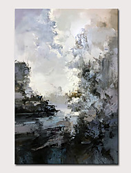 Недорогие -Mintura art большой размер ручная роспись абстрактные картины маслом на холсте современные настенные художественные картины для украшения дома не оформлена
