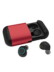 cheap -LITBest S7 TWS True Wireless Earbuds Wireless Bluetooth 5.0 Music Wireless Dual Drivers with Microphone with Charging Box Earbud
