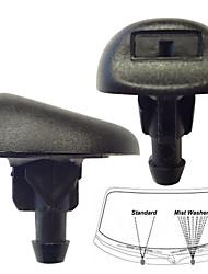 Недорогие -подробности о форсунке переднего ветрового стекла для струи воды для Peugeot 207 306 307