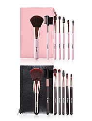 cheap -Professional Makeup Brushes 7pcs Eco-friendly Soft Full Coverage Comfy Wooden / Bamboo for Eyeliner Brush Blush Brush Makeup Brush Lash Brush Eyebrow Brush Eyeshadow Brush