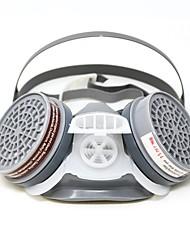 cheap -Toolman Half Facepiece Respirator with Fiber filter cotton activated carbon