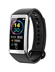 cheap -BoZhuo ST19 Men Women Smart Bracelet Smartwatch Android iOS Bluetooth Waterproof Heart Rate Monitor Sports Calories Burned Information Pedometer Call Reminder Sleep Tracker Alarm Clock