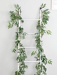cheap -Artificial Plants Plastic European Vine Wall Flower Vine 1