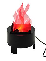 cheap -1 set LED Stage Lights Flame Lights Staycation Bonfire Lights Torch Lights Simulation Props Lights DJ Bars Ballroom Lights