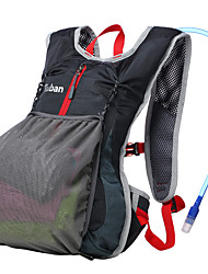 cheap -20 L Bike Hydration Pack & Water Bladder Cycling Backpack Waterproof Including Water Bladder Anti-tear Bike Bag 300D Polyester Oxford Bicycle Bag Cycle Bag Camping / Hiking Cross-Country Travel