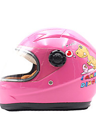 cheap -Half Helmet Kids Unisex Motorcycle Helmet  Easy dressing / Child Safe Case / Ultra Light (UL)