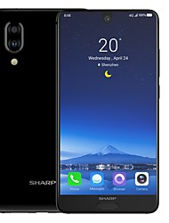 "cheap -SHARP S2(C10) Global Version 5.5 inch "" 4G Smartphone ( 4GB + 64GB 8 mp / 12 mp Snapdragon 630 2700 mAh mAh )"
