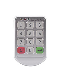cheap -PW206 Coded Lock Plastic Password unlocking for Door / Gym & Sports Locker