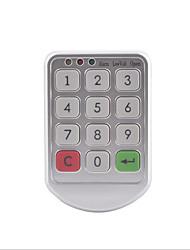 cheap -PW206 Coded Lock Plastic Password unlocking for Door / Gym & Sports Locker