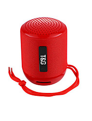 cheap -TG129 Wireless Bluetooth Speaker Outdoor Portable Portable Card Fashion Creative Gift Subwoofer Mini Sound