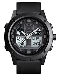 cheap -SKMEI®1514 Men Women Smartwatch Android iOS WIFI Waterproof Sports Long Standby Color Gradient Timer Stopwatch Alarm Clock Chronograph Calendar
