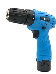 cheap -VOTO Rechargeable Hand Drill Multi-Function Household Lithium Drill Gun Type Miniature Electric Screwdriver Micro Electric Screwdriver
