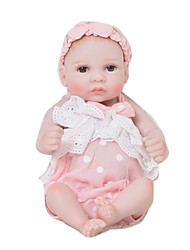 cheap -Reborn Doll Baby Girl 12 inch Full Body Silicone - Kids / Teen Kid's Unisex Toy Gift