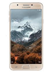 Недорогие -Samsung GalaxyScreen ProtectorOn7(2016) HD Защитная пленка для экрана 2 штs Закаленное стекло
