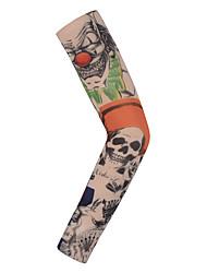 cheap -LITBest 1 pcs Temporary Tattoos Universal / Creative / Soft touch brachium Nylon Sleeve Tattoos