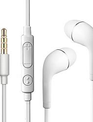 cheap -LITBest S4 In Ear Wired Headphones Earphone Toyokalon Hair Mobile Phone Earphone Stereo / Comfy Headset