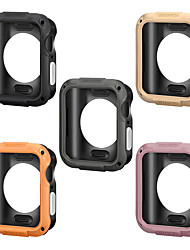 cheap -PC Watch Case For Apple Watch Series 4/3/2/1 2-in-1 Case For Easy Disassembly And Assembly Case For Iwatch Series 44/42/40/38mm