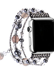 cheap -Watch Band for Apple Watch Series 4/3/2/1 Apple Jewelry Design Plastic Wrist Strap