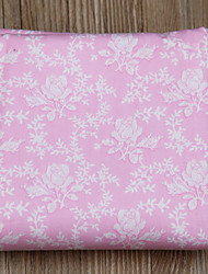 cheap -Cotton Florals Pattern 160 cm width fabric for Apparel and Fashion sold by the 0.45m