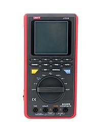 Недорогие -UNI-T UT81C / UT81B в режиме реального времени частота дискретизации портативный осциллограф цифровой мультиметр измеритель емкости сопротивления постоянного тока переменного тока
