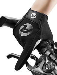 cheap -Bike Gloves / Cycling Gloves Touch Gloves Breathable Anti-Slip Wearable Fingerless Gloves Full Finger Gloves Sports Gloves Terry Cloth Red Blue White for Adults' Outdoor Exercise Cycling / Bike