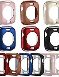 cheap -For Apple Watch Series 4/3/2/1 Case TPU Protector Ultra-thin Cover Holder Bumper
