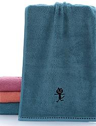 Недорогие -Высшее качество Полотенца для мытья, Мультипликация Хлопко-льняная смешанная ткань Ванная комната 6 pcs