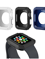 cheap -Watch Cover For Apple watch Case 44mm 40mm TPU Metal Button Protection Case For iWatch Series 4 Screen Protector Accessories