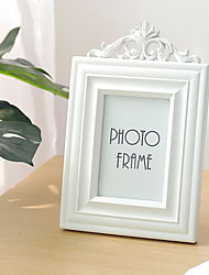cheap -Modern Contemporary Wood Mirror Polished Picture Frames, 1pc