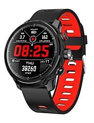 Недорогие -L5 Pro Smart Watch BT Поддержка фитнес-трекер уведомить ультратонкий круглый SmartWatch совместимые мобильные телефоны и iphone Samsung / Sony