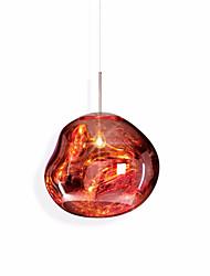 Недорогие -Нордический стиль стеклянный подвесной светильник винтажный креативный стеклянный гостиная столовая спальня прихожая кафе подвесной светильник