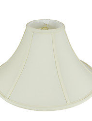 cheap -Lampshade Eye Protection Traditional / Classic For Hallway / Office Fabric Yellow / White