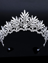 cheap -Headbands / Decorations Hair Accessories Crystal / Alloy Wigs Accessories Women's 1 pcs pcs cm Wedding / Festival Classic Jewelry / Wedding Women
