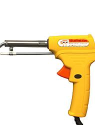 abordables -60w 120v nous branchez le pistolet de soudure manuel avec le fer à souder électrique d'étain de support de fil