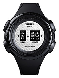 cheap -SKMEI®1487 Men Women Smartwatch Android iOS WIFI Waterproof Sports Long Standby Smart Dual Time Zones