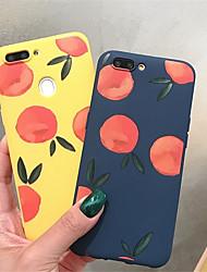 Недорогие -чехол для яблока iphone xr / iphone xs max шаблон задняя крышка еда мягкая тпу для 6 6 плюс 6 s 6splus 7 8 7plus 8plus x xs