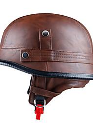cheap -Half Helmet Adults Unisex Motorcycle Helmet  Easy dressing / Best Quality / Ultra Light (UL)