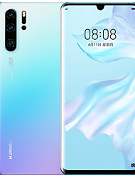 "Недорогие -Huawei P30 Pro CN "" 4G смартфоны ( 8GB + 128Гб 8 mp / 20 mp / 40 mp Hisilicon Кирин 980 4200 mAh mAh )"