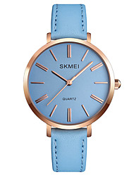 cheap -SKMEI®1397 Men Women Smartwatch Android iOS WIFI Waterproof Sports Long Standby Smart Color Gradient Dual Time Zones