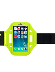 cheap -Armband Lightweight Breathable Fast Dry Outdoor Hiking Running Fitness Silicon Fuchsia Green Blue