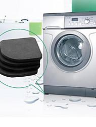 Недорогие -стиральная машина антивибрационные коврик коврик противоскользящие шок колодки коврики холодильник 4 шт. / компл. кухня аксессуары для ванной комнаты коврик для ванной