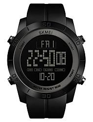 cheap -SKMEI®1353 Men Women Smartwatch Android iOS WIFI Waterproof Sports Long Standby Smart Color Gradient Timer Stopwatch Alarm Clock Chronograph Calendar