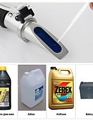cheap -RZ Automotive Antifreez Refractometer Freezing point Urea Adblue Battery fluid Glass water tester meter ATC Tool RZ115